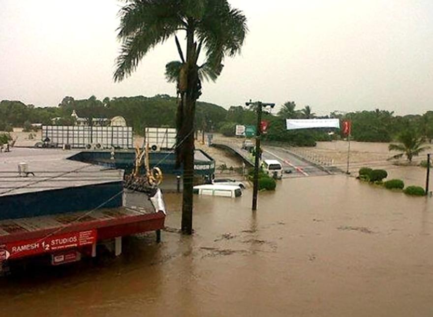 The Coastal Inundation Forecasting Demonstration Project