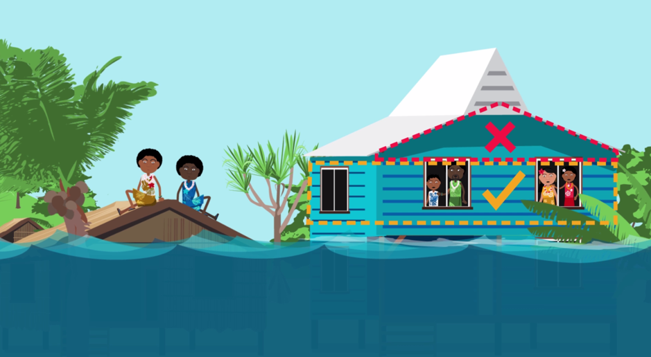 New animated video launched to prevent loss of life and property during coastal flooding in Pacific Island communities