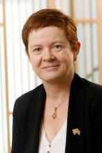 Sue Barell, Australia
