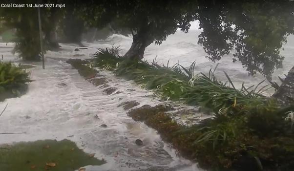 Credit: Victor Bonito, June 1, 2021, Coral Coast, Fiji