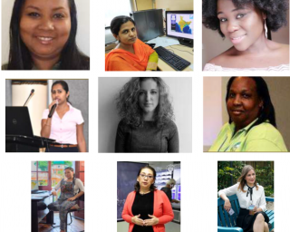 Women in the forefront of operational meteorology and hydrology