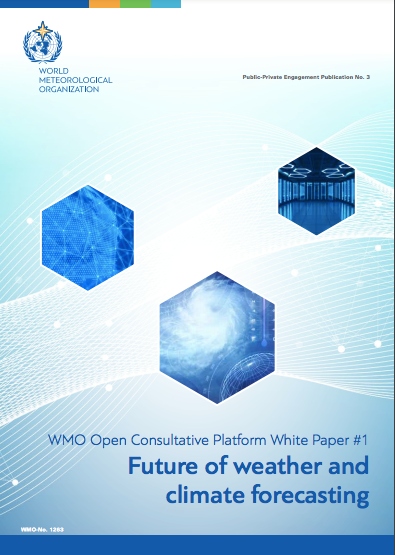 future of weather and climate forecasting