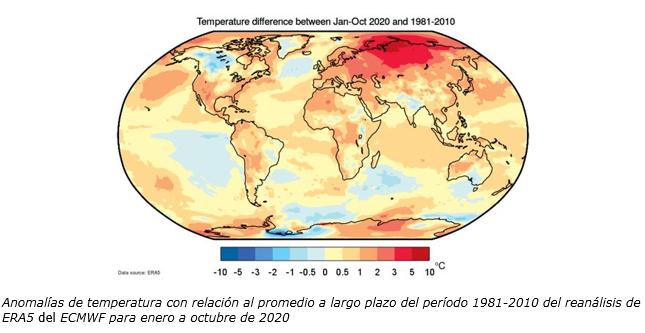 Anomalías de temperatura 12-20