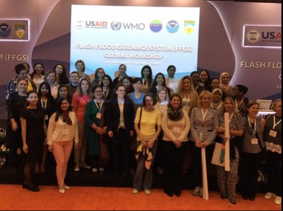 FFGS female experts, FFGS Global Workshop, November 2019, Antalya, Turkey.