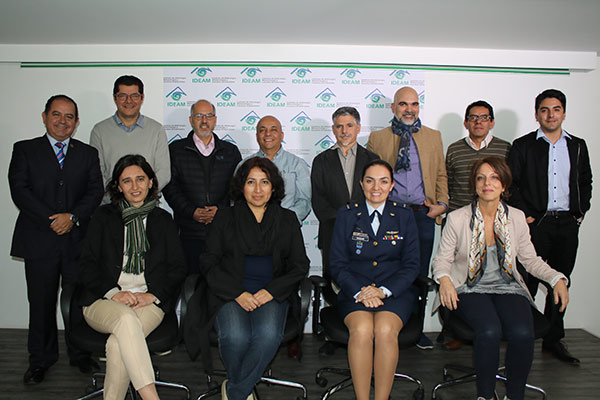 Workshop on Water, Food and Energy Nexus for Climate Risk Management: Advanced Seasonal Forecasting Systems to Support Decision Making in Colombia