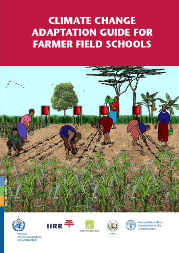 Climate Change Adaptation Guide for farmer Field Schools
