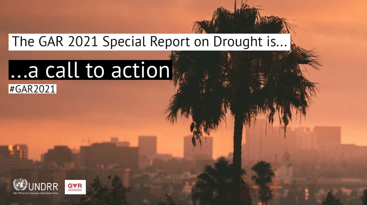 Drought report