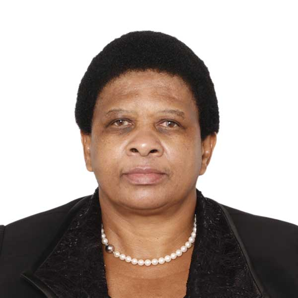 Dr Agnes Kijazi