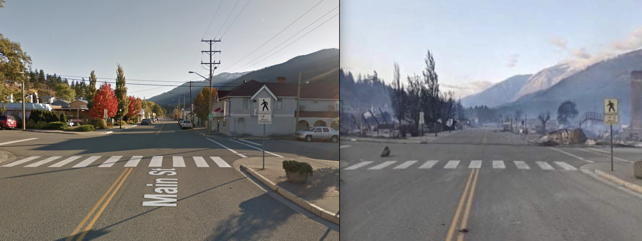 Fire destroys Lytton, which saw 48.6°C Canadian temperature record