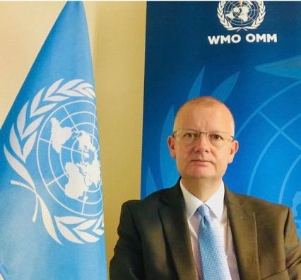 Paul Egerton, Director, Cabinet Office of the Secretary-General
