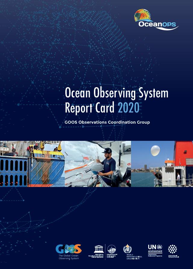 Ocean Observing report card