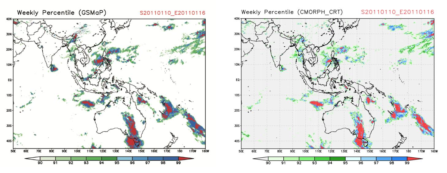 Figure 6. JAXA GSMaP and CPC/NOAA CMORPH