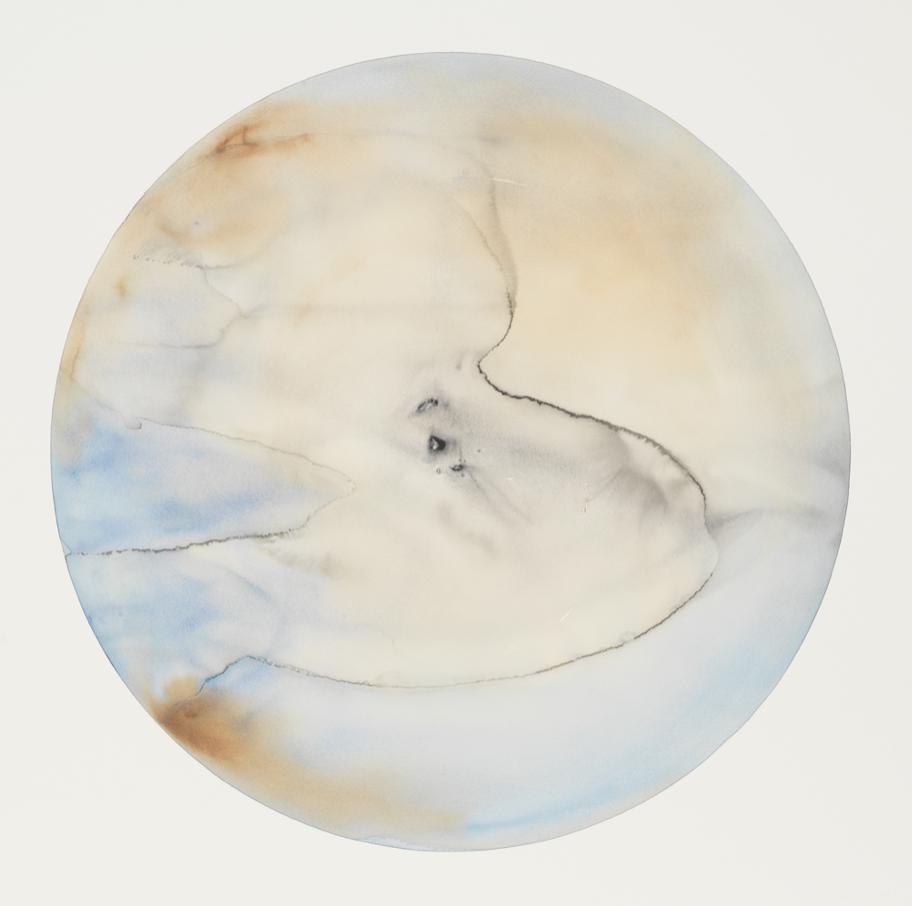 Glacial Landscape no. 8 by Olafur Eliasson