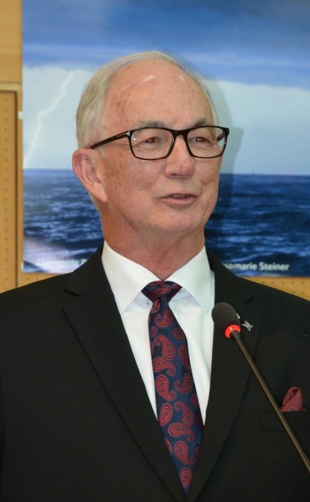 Gordon McBean IMO Prize Winner 2017