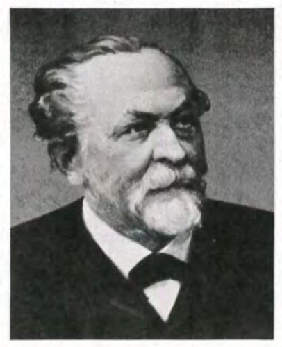 Heinrich Wild, IMO President (1879-1896)