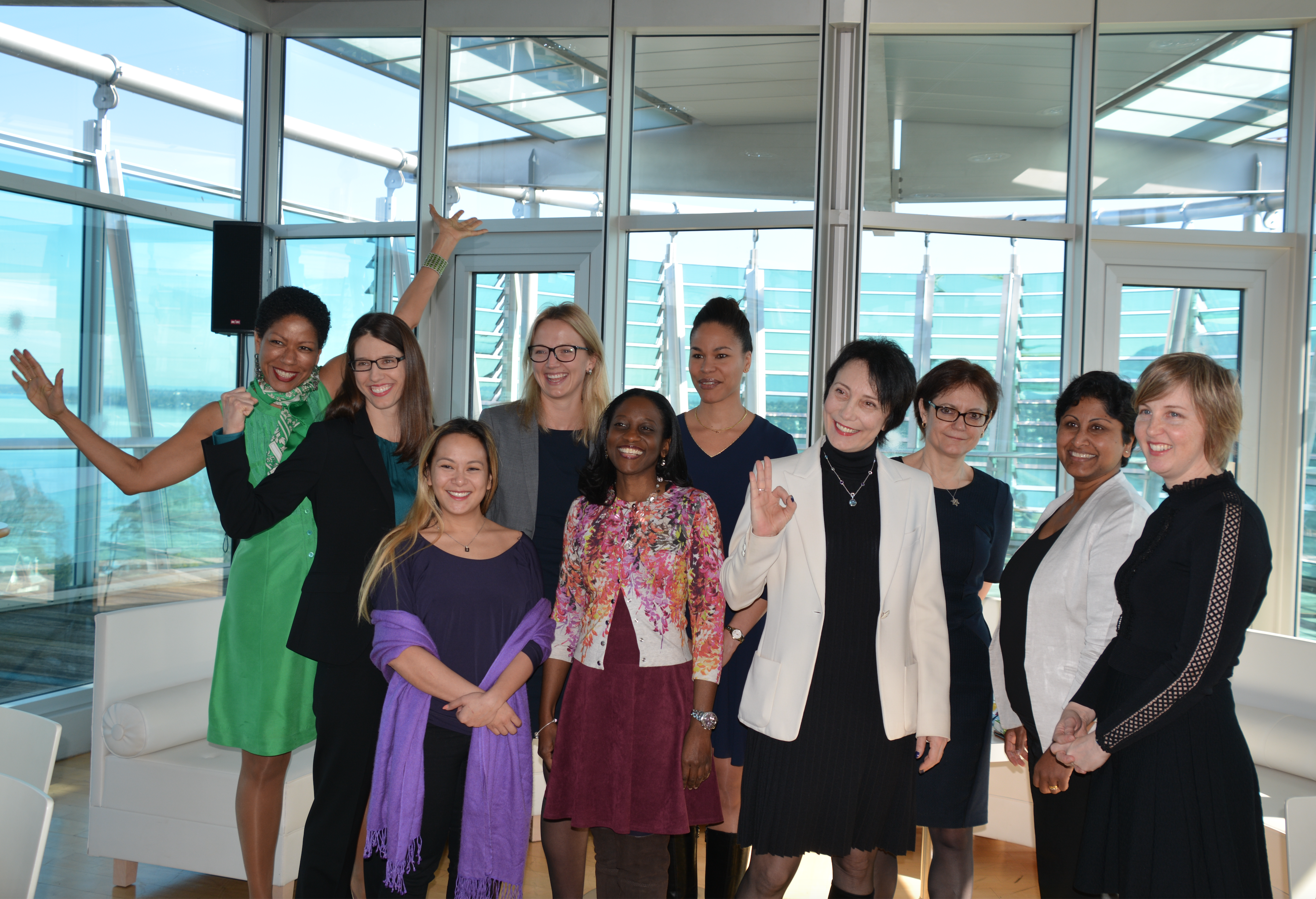 Int Women's Day 2018 at WMO