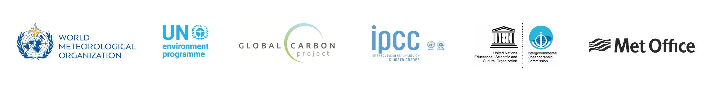 United in Science 2020 Logos