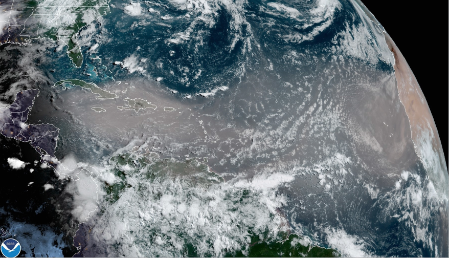 Monitoring the climate system from space