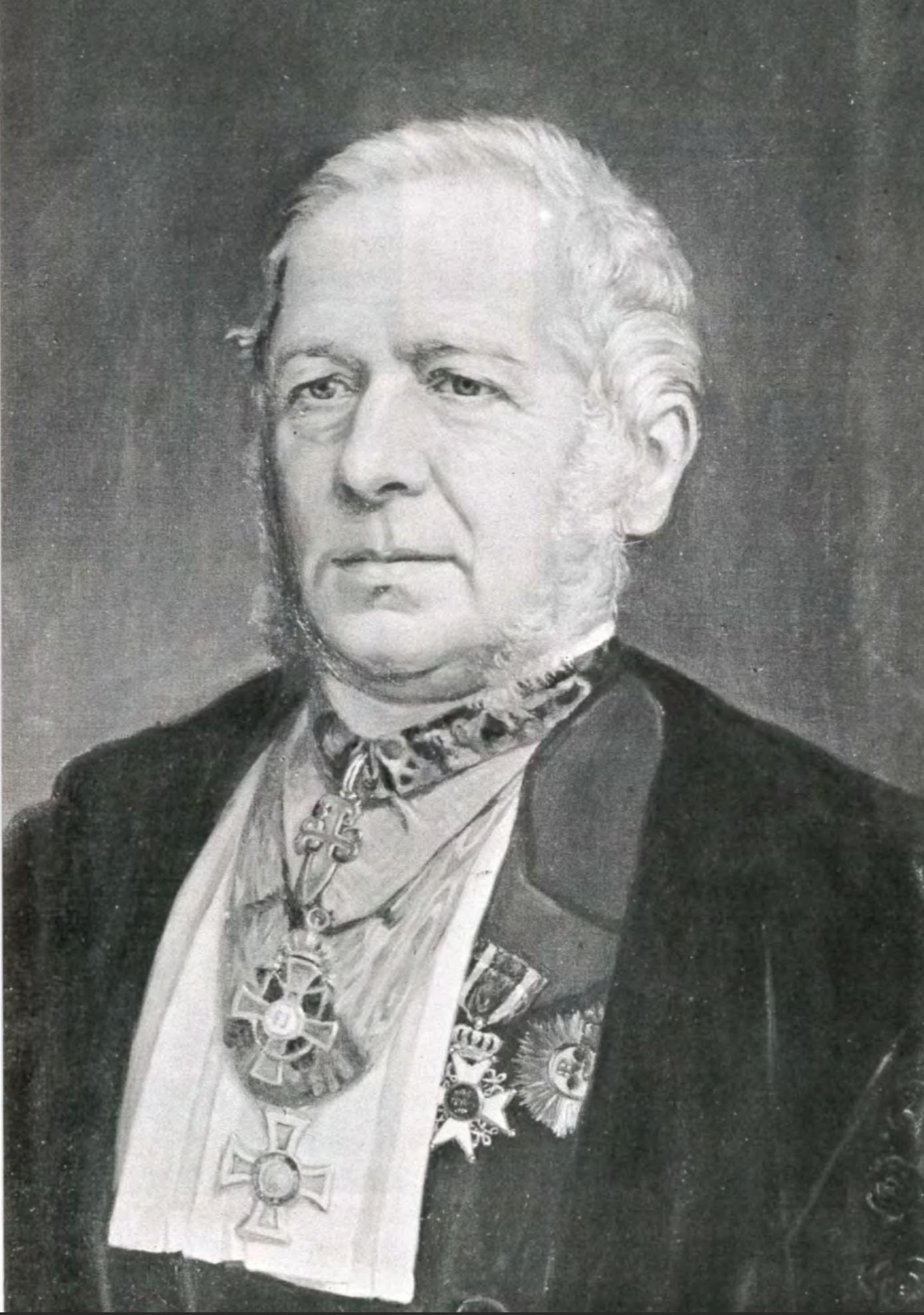 Prof CHD Buys Ballot, 1st IMO President, 1873-1879