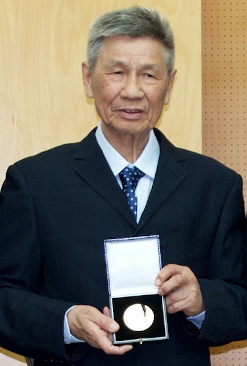 IMO Prize 61 Qing-Cun Zeng