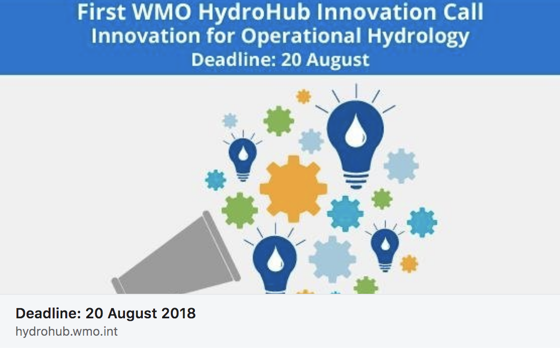 HydroHub innovation call