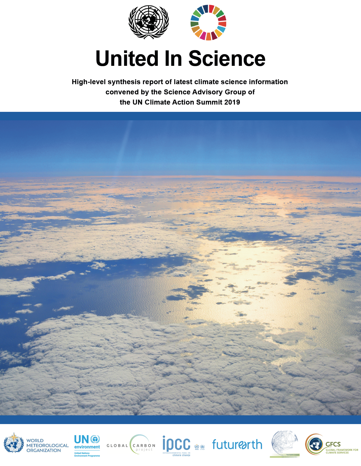 United in Science cover