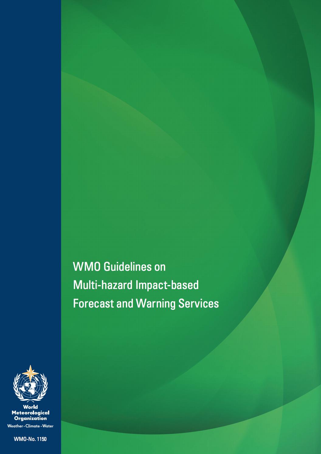 Multi-Hazard Impact-based Forecasts & Warning Services