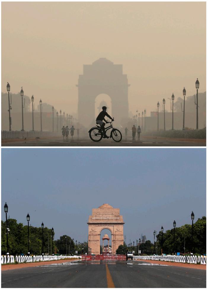 India Gate war memorial-Reuters_Anushree-Adnan_Bidi