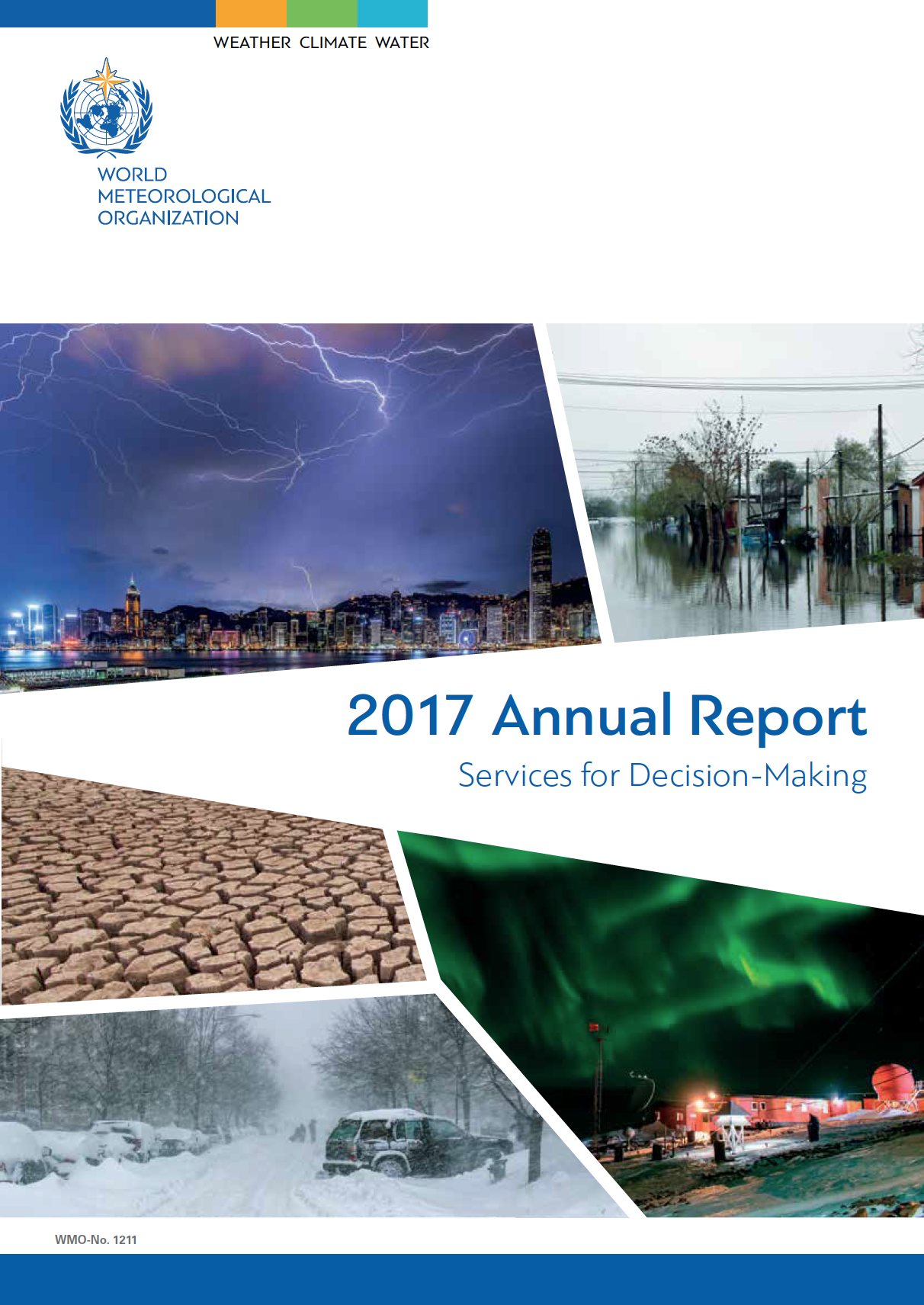 WMO Annual Report 2017