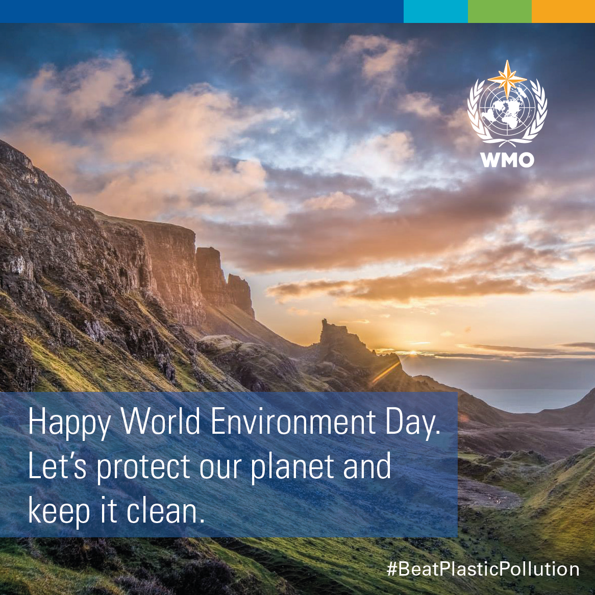 WMO_World Environment Day 2018