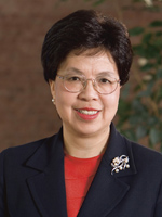 Dr Margaret Chan, the Director-General of WHO