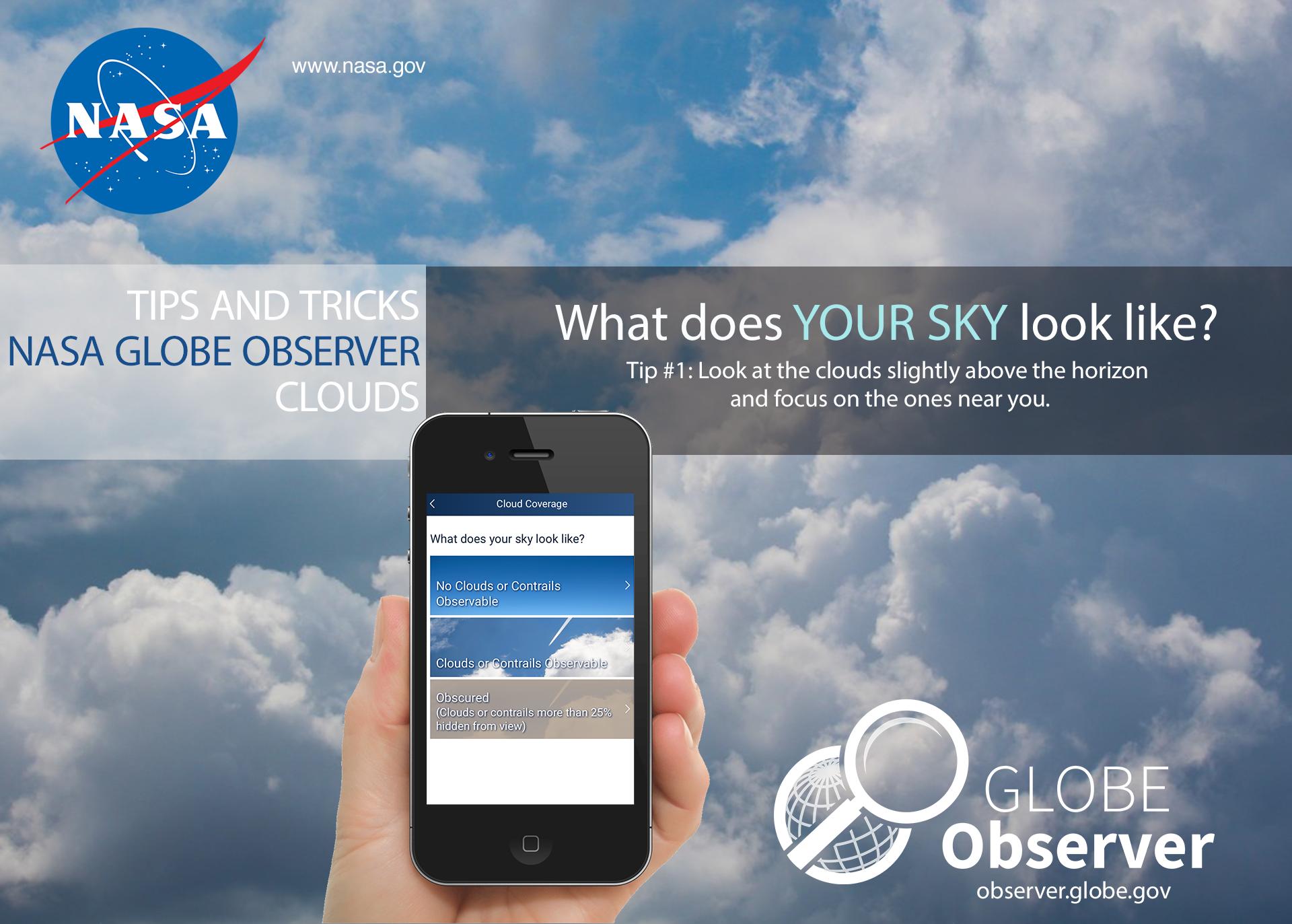 NASA Globe Observer