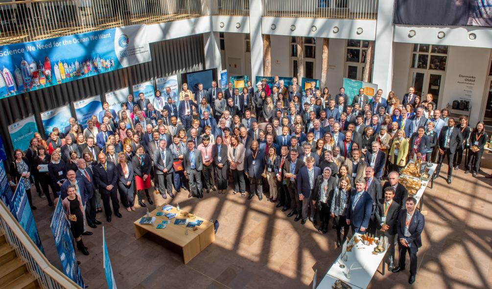Ocean Decade planning meeting, Copenhagen 13-15 May. Photo Leif Bolding/UNESCO-IOC