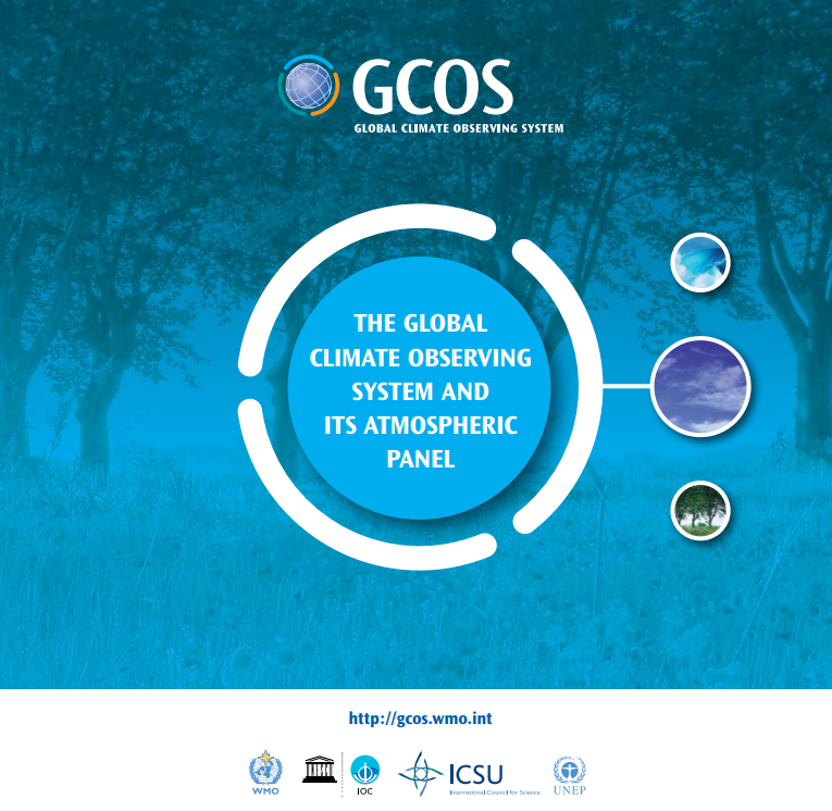 Global climate observing system world meteorological organization atmospheric observation panel for climate brochure format pdf date 2016 fandeluxe Gallery