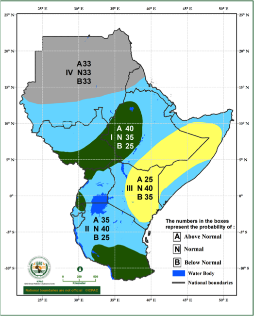 Greater Horn of Africa Climate Outlook forum March-May 2018