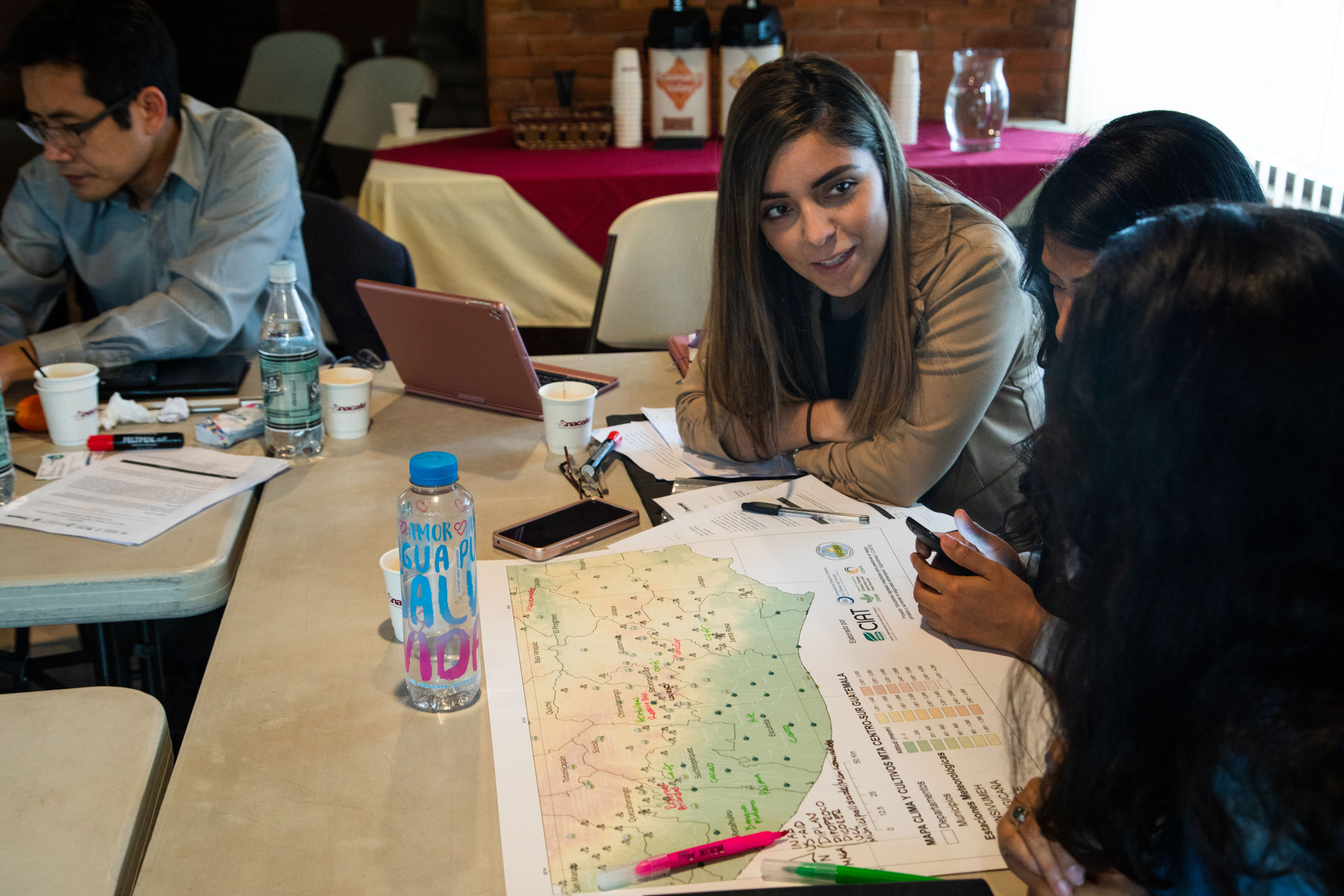In Guatemala, ACToday supports the translation and use of climate information through the development of agroclimatic round tables