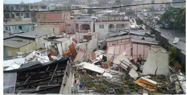 Hurricane Irma causes devastation in Caribbean