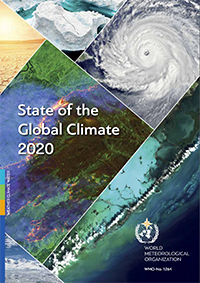 WMO State of the Global Climate in 2020