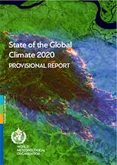 State of the Global Climate provisional report 2020