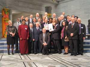 IPCC Nobel Prize / WMO
