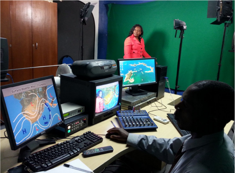 Improving dissemination of weather forecasts and warnings through radio and television / WMO