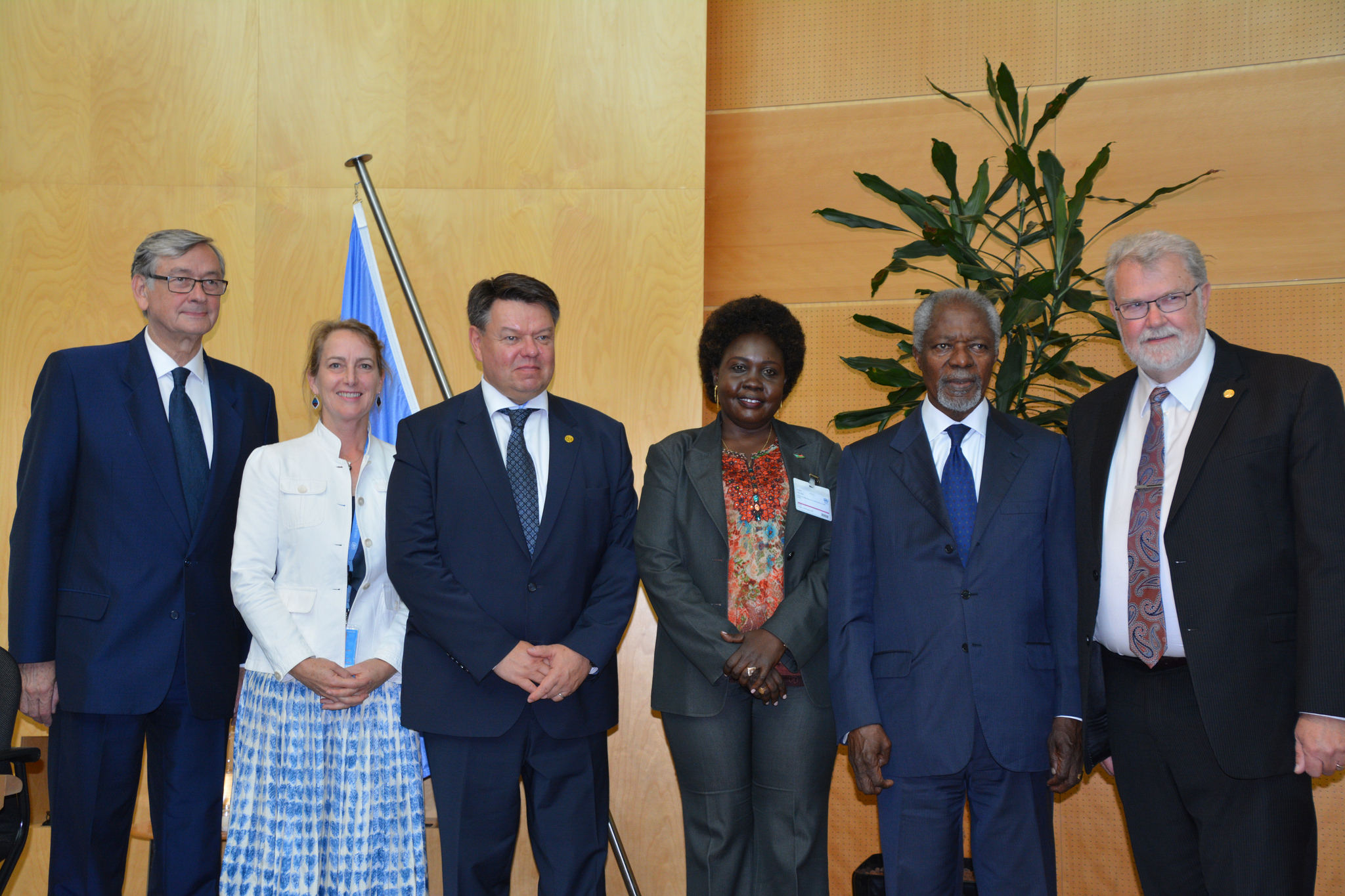 WMO Exec Council special session on water 25.6.2018