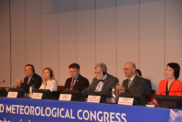 World Meteorological Congress 2019