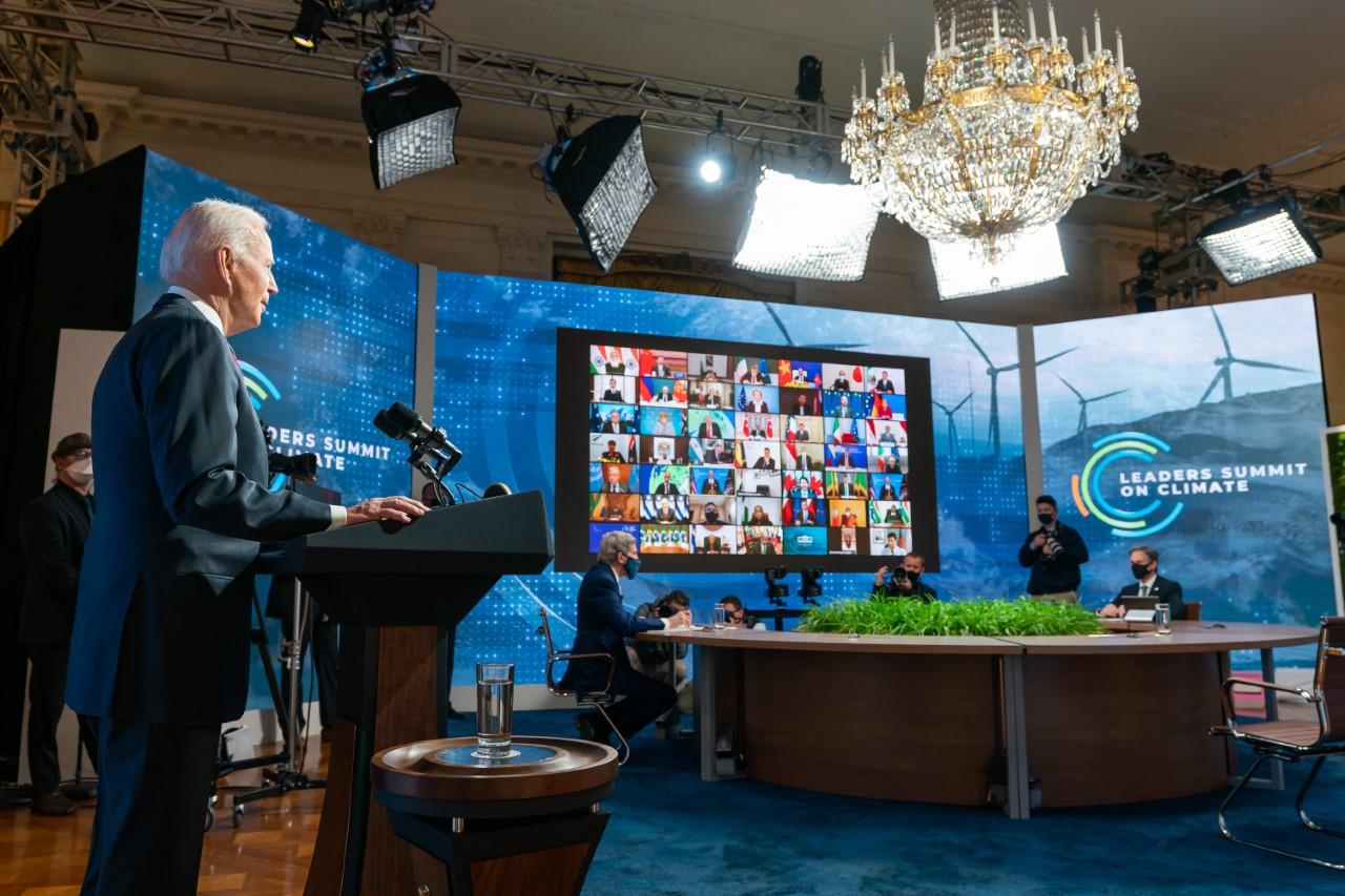 Leaders Climate Summit