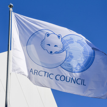 Arctic Council Flag