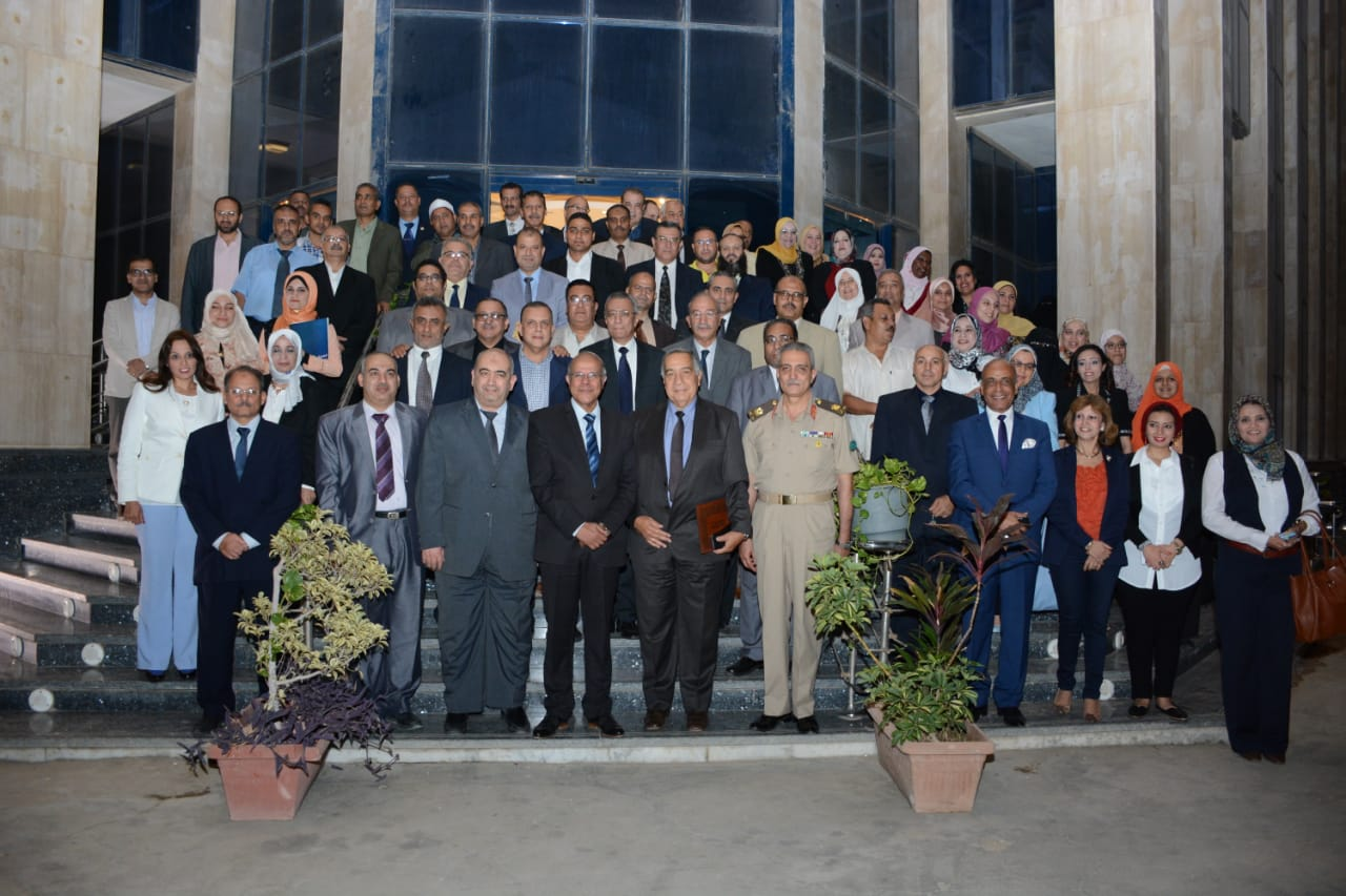 Egypt Meteorological Authority celebrates Arab Meteorological Day