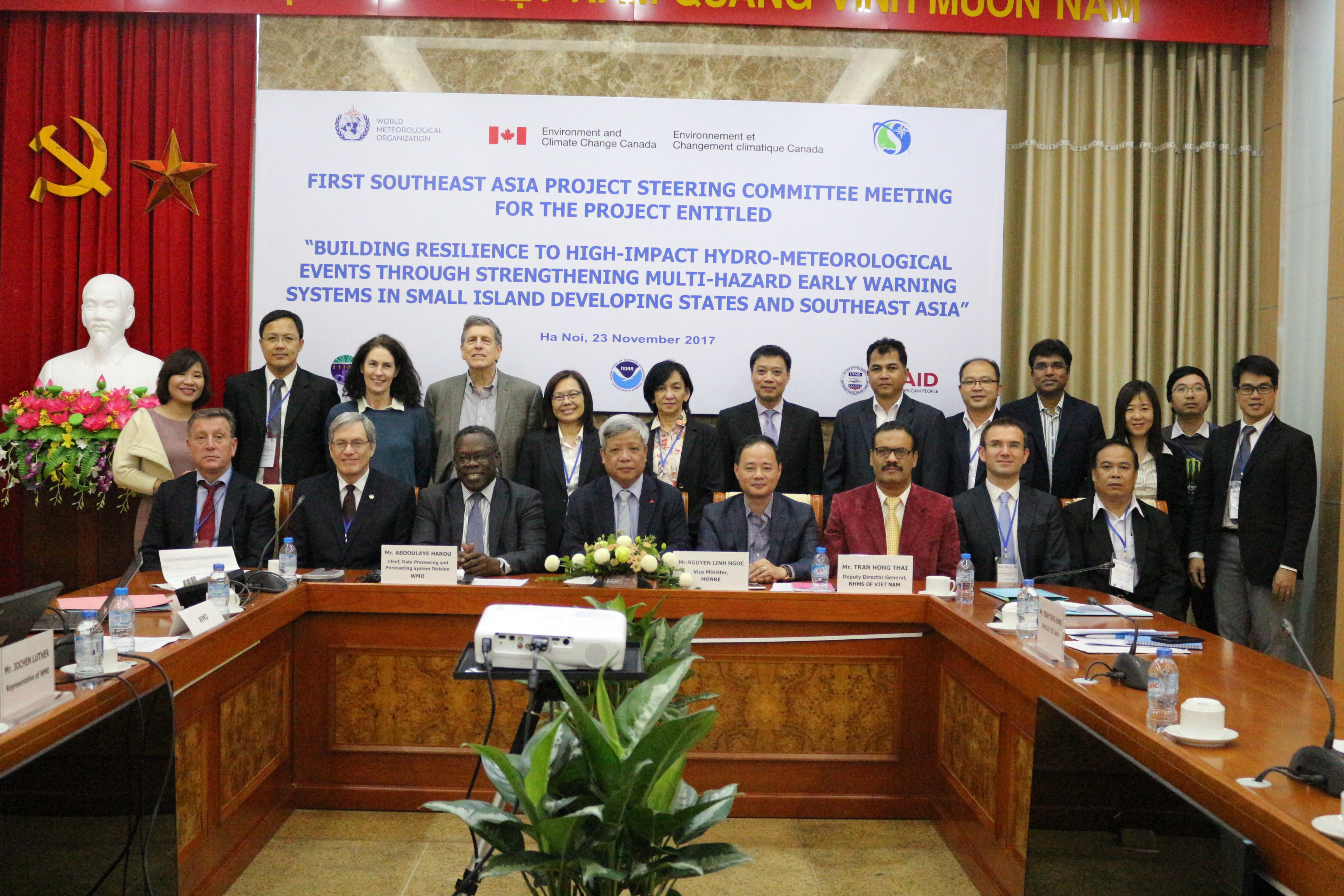 Southeast Asia strengthens multi-hazard early warning systems 2017