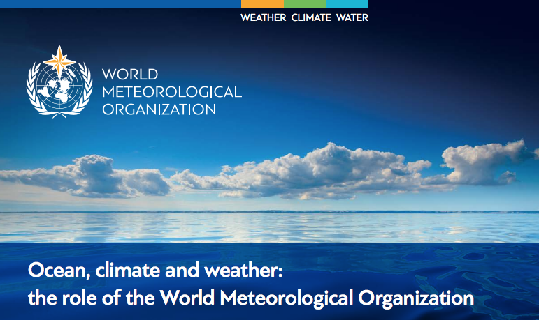 WMO and oceans