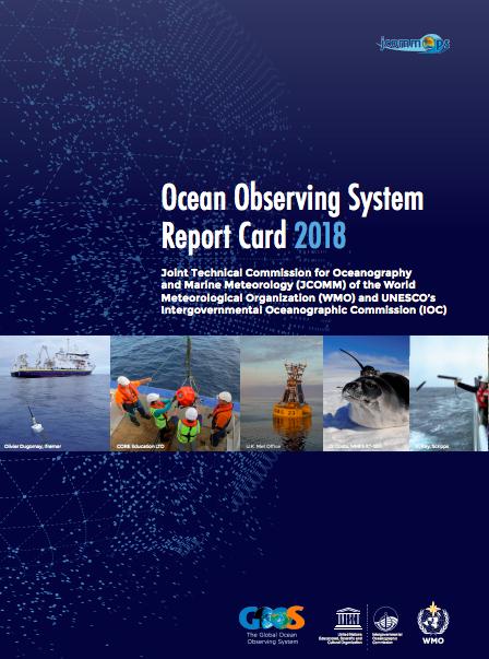 Ocean observing system report card