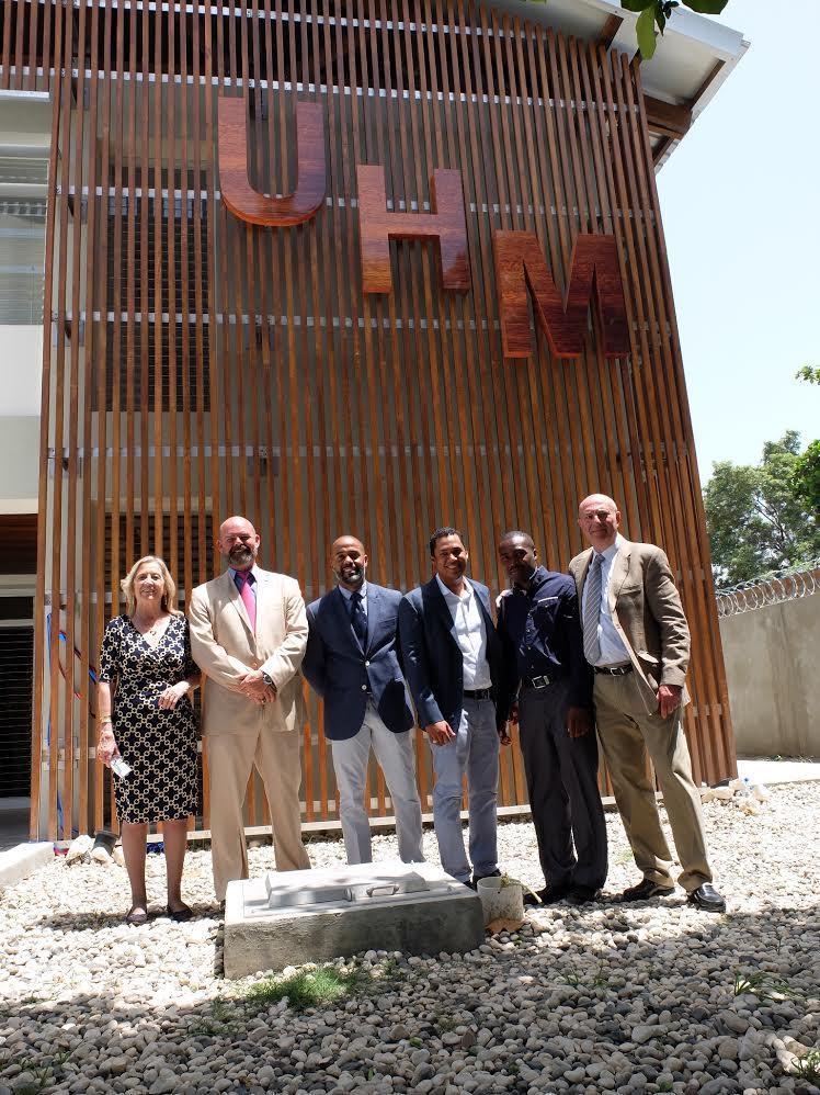 Haiti hydromet service inaugurated